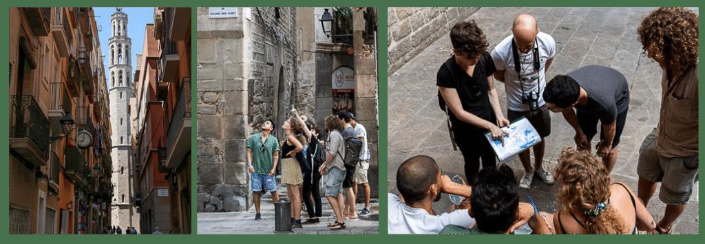 Ruta Historica tour barcelona 20 siglos de historia