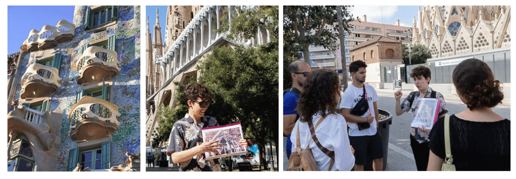 Ruta historica Antoni Gaudi