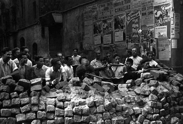 Alzamiento militar 1936