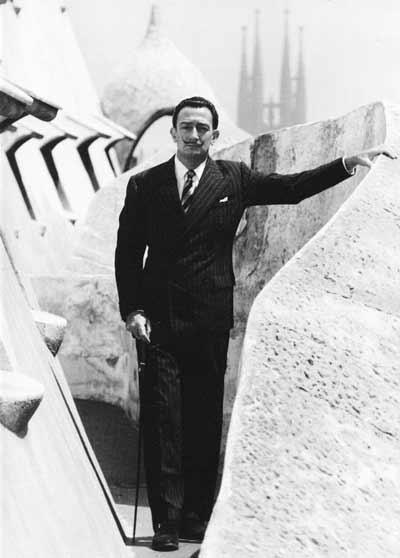 Dali y Gaudi