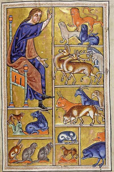 Bestiarios-medievales