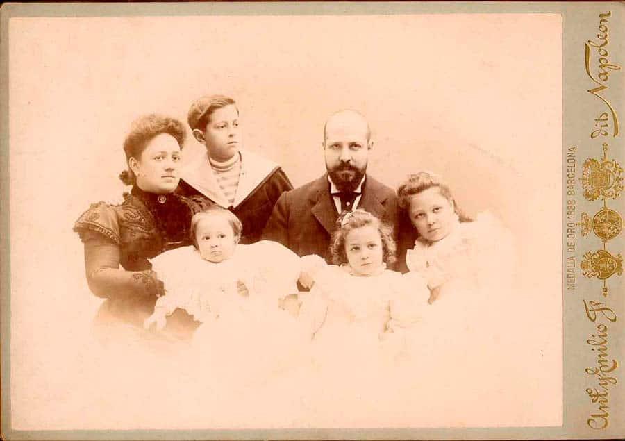 Familia Casa Batlló