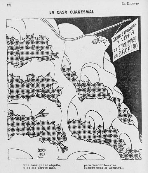 caricaturas la pedrera pescaderia