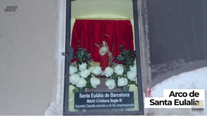 arco de santa eulalia martir