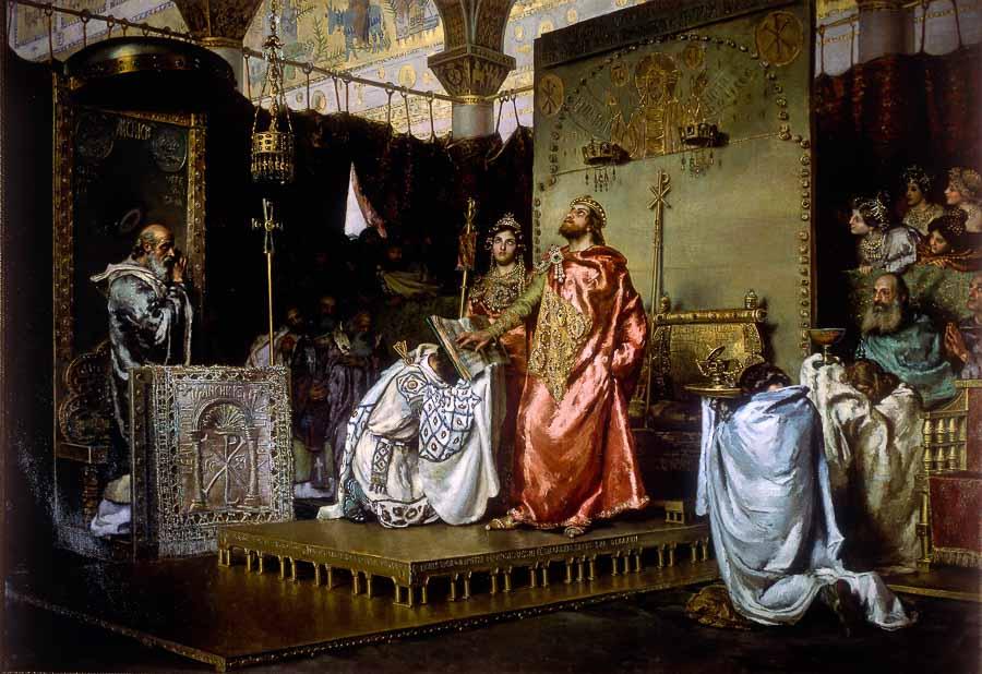 Historia de barcelona visigoda y musulmana