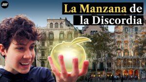 La manzana de la discordia Barcelona