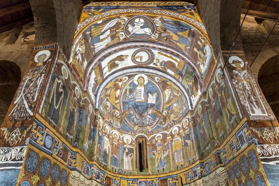 arte romanico mnac