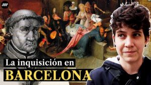 escudo santa inquisicion en Barcelona-9