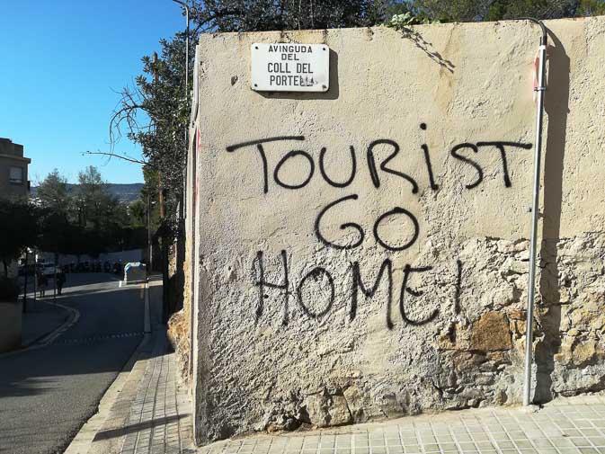 barcelona en covid turismofobia