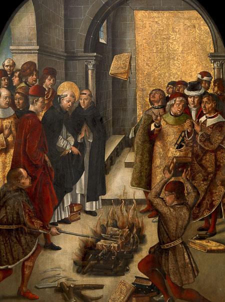 escudo santa inquisicion en Barcelona-3