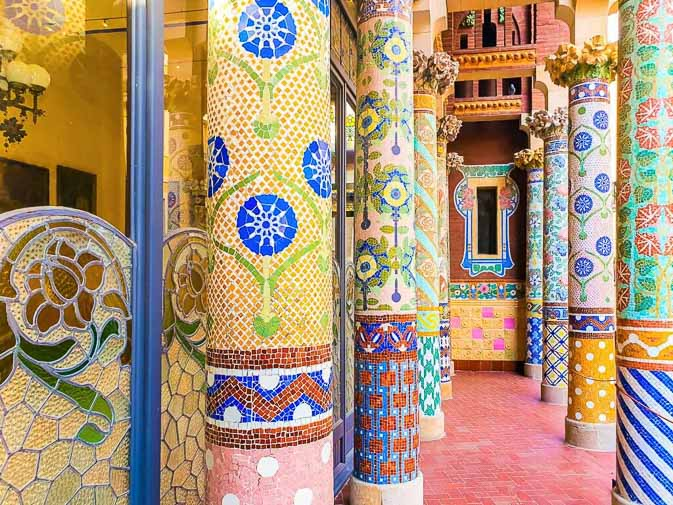 sala lluis miller palau de la musica catalana