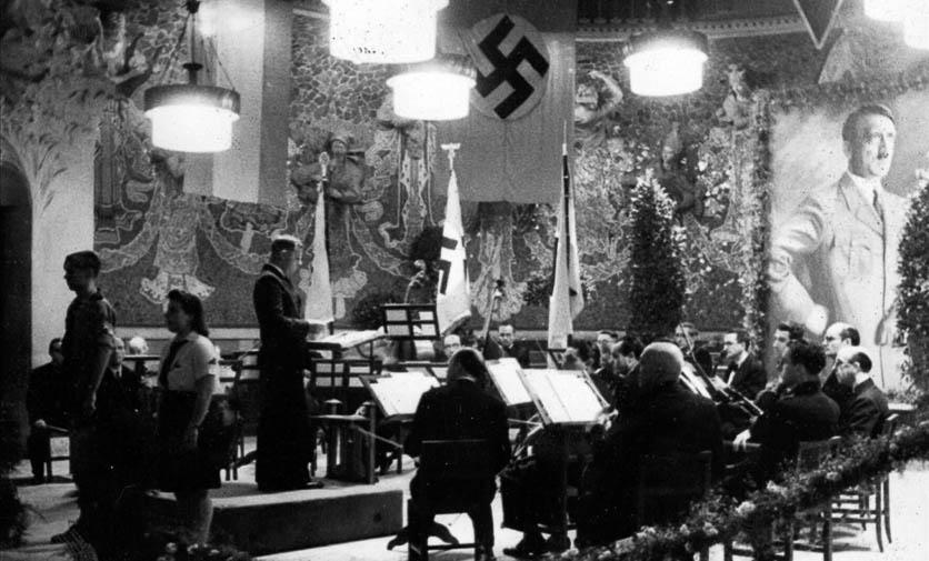meeting naziz palau de la musica catalana